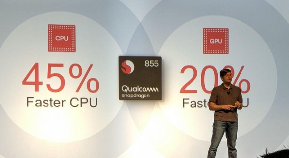 Qualcomm Snapdragon 855 performance