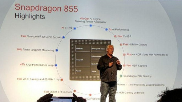 Qualcomm Snapdragon 855 Entertainment